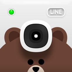Line cameraアプリ
