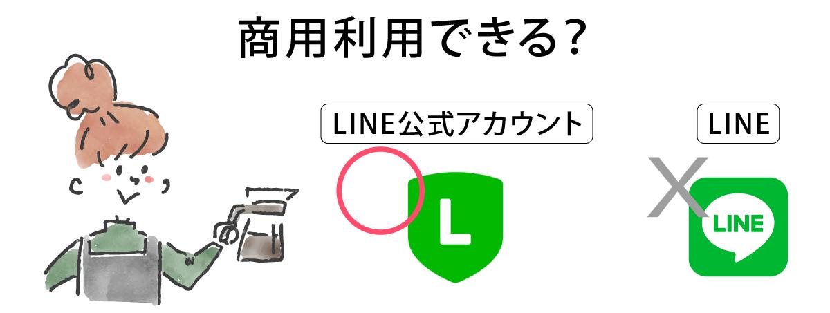 LINEは集客に使えるの?